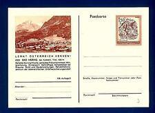 AUSTRIA - Cart. Post. - 1975 - 1,50 S - 6323 Bad Haring - 136. Auflage/2