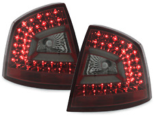 Fanali posteriori LITEC LED Skoda Octavia 1Z Lim. 08+ red/fumè - RSK04RSLRS-
