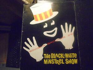 1967 The Black & White Minstrel Show, Victoria Palace Theatre, Souvenir Program