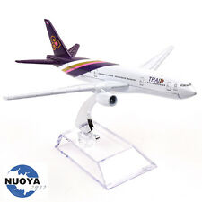 New Passenger  A380 B-777 Spacecraft   Aircraft Alloy Plane Model Diecast