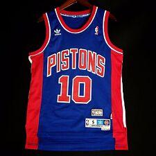 100% Authentic Dennis Rodman Soul Swingman HWC Pistons Jersey Size S 36