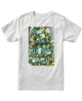RVCA Mens T-Shirt Classic White Size 2XL Photosynthesis Graphic Tee $25- 289