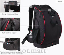 High quality professional photography backpack camera case bag for dslr nikon