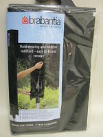 New Brabantia Waterproof Rotary Line Airer Drier Cover Black Lift O Matic 420405