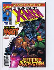 X-Men #349 Marvel 1997