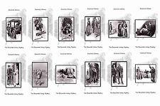 SHERLOCK HOLMES ILLUSTRATIONS - THE COMPLETE POSTCARD SET  all 571 cards