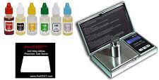 Gold Testing Acid Tester Jewelry Kit Stone Electronic Digital Scale Silver 14K