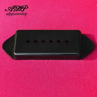 Cache Micro Noir Dog Ear P-90 Black cover pickup pour Vintage Gibson ES SG CV91B
