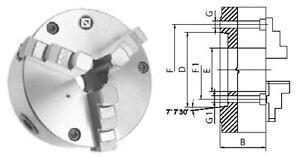 ZENTRA Kurzkegelaufnahme DIN 55026, einteilige Backen, Stahl