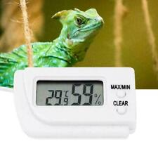 Mini Egg Hatching Incubator LCD Digital Thermometer Hygrometer Humidity Monitor