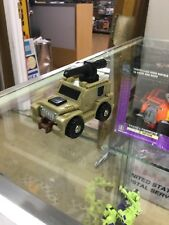 Outback * 100% Complete 1986 G1 Transformers Toyota Land Cruiser Action Figure