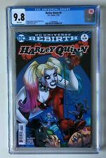 Harley Quinn Rebirth 4 CGC 9.8 Wps