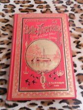 LA BELLE NIVERNAISE - Alphonse Daudet - Marpon & Flammarion - Rel. Engel