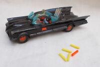 Vintage Corgi Toys 267 Batman Batmobile Car - Made In Gt Britain