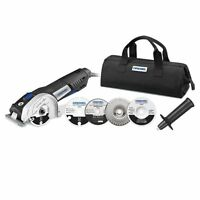 NEW Dremel US40 01 Ultra Saw Tool Kit with 4 Accessories and 1 Attachment