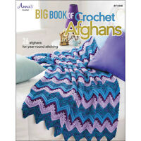 Annie's Books-Big Book Of Crochet Afghans