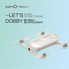NEU ZeroTech Dobby Pocket Selfie GPS GLONASS RTF Drone mit 4K HD Kamera