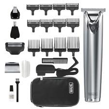 Wahl Beard Trimmer Hair Clipper Shaver Men Grooming Kit Groomer NEW UPGRADED 2.0
