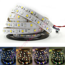 5m RGB CCT 300 led Strip Light Dual Color RGBW 5050 SMD adjustable string 24V