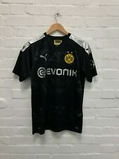 PUMA Borussia Dortmund FC Men's 2019/20 Away Shirt - Medium - M.Gotze 10 - New