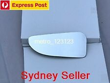 LEFT PASSENGER SIDE BLIND SPOT MIRROR GLASS FOR FORD TRANSIT VE VF VG 1994-2000
