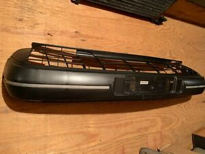 Later Type Classic Saab 900 Plastic Front Bumper Cover With Lower Grille 1992