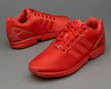 Adidas Red adidas ZX Flux Trainers for
