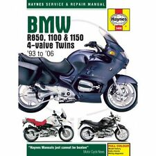 BMW R1100 1150 R GS RT RS Reparaturanleitung BMW1150RT