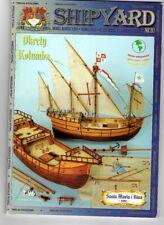 Card Model Kit – Santa Maria and Nina