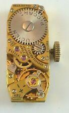 Vintage Lucien Piccard  Mechanical  Wristwatch Movement - Parts / Repair