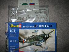 1:72 Revell    Messerschmitt  BF 109  G-10    s.Foto u. Beschreibung