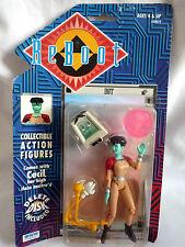 REBOOT Action Figure / DOT con Cecil / include Elimina disco / IRWIN GIOCATTOLI