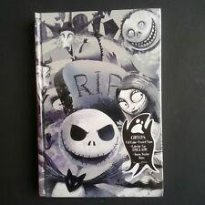 Disney~Tim Burton's The Nightmare Before Christmas Journal Calendar New