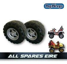 Peg Perego Gaucho 12 Volt Ersatz Hinterräder Reifen