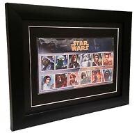 Presentation Pack Frame ideal for Royal Mail Star Trek or Queen stamps