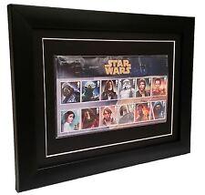 Presentation Pack Frame ideal for Royal Mail Star Wars or David Bowie stamps