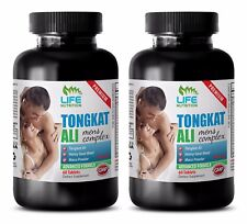 Guarana Root Extract - TONGKAT ALI PLUS 760MG - Prostate Multivitamin Pill 2B