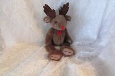 "posable reindeer (not a toy) 13"" tall"