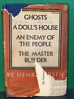 Plays of Henrik Ibsen - Modern Library  ghosts a doll's house and enemy of the p