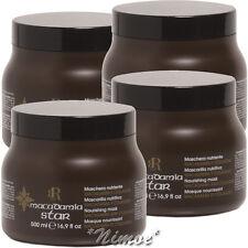Macadamia Star Nourishing Mask 4 x 500ml RR Line ® Racioppi Maschera Nutriente
