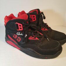 Patrick Ewing 33 Shoes Athetics Mens 11 Hi Tops 1EW90133030 Black Red