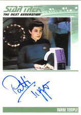 2015 Star Trek The Next Generation Portfolio Prints Patti Tippo Temple Autograph