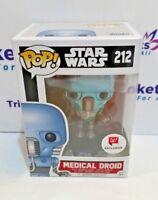 Funko POP! - Star Wars - MEDICAL DROID 212 Walgreens Exclusive