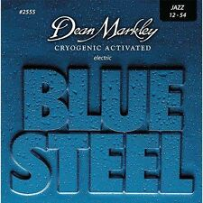 Dean Markley 2555 Blue Steel Electric Guitar Strings JZ 12-54