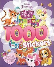 Disney Princess Palace Pets 1000 Sticker Book