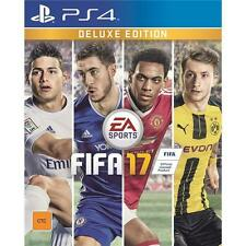 FIFA 17 Deluxe Edition PS4 *NEW*+Warranty!!
