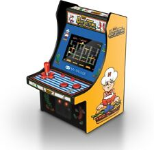 MY ARCADE Data East BurgerTime Micro Arcade Machine Portable Handheld Video Game