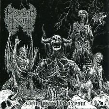 MORBID MESSIAH Demoniac Paroxysm CD