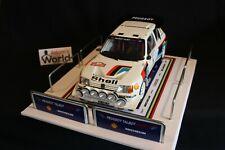 QSP Diorama 1:12 / 1:18 Peugeot Talbot Sport Rally Team Service
