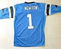 Carolina Panthers Cam Newton Mens Size 48 NFL Jersey Vintage Discontinued Reebok
